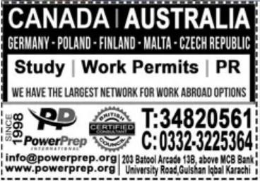 Canada Australia Permit Visa