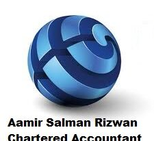 Aamir Salman Rizwan Chartered Accountant